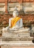 Mattone di Buddha Fotografia Stock