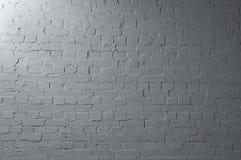 Mattone grigio wal fotografia stock
