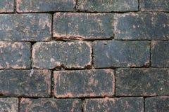 Mattone, muro di mattoni, parete Fotografia Stock Libera da Diritti