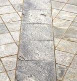 mattone in pavimentazione dell'estratto di sempione del casorate della c e del marb Immagini Stock Libere da Diritti