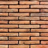 Mattone rosso Fotografie Stock Libere da Diritti