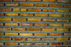 Mattone rosso come parete Fotografia Stock Libera da Diritti