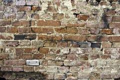 Mattone wall0 Immagini Stock Libere da Diritti