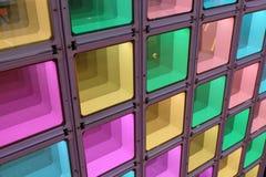 Mattonelle Colourful Immagini Stock Libere da Diritti