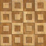 mattonelle decorative della parete 3D - modello decorativo dell'incorniciatura Immagini Stock