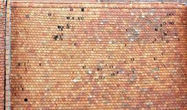 Mattonelle del Ceco del tetto Fotografia Stock Libera da Diritti