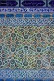Mattonelle dell'ottomano Immagini Stock Libere da Diritti