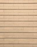 Mattonelle della facciata Fotografia Stock Libera da Diritti