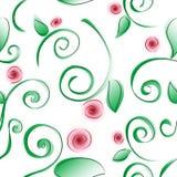 Mattonelle della Rosa Immagini Stock