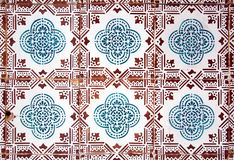 Mattonelle di ceramica Fotografie Stock Libere da Diritti