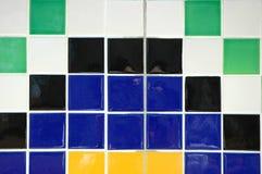 Mattonelle di ceramica Immagini Stock