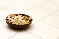 Mattonelle di ceramica del pavimento Immagini Stock Libere da Diritti