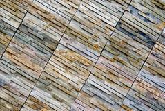 Mattonelle di marmo (angolo) Immagine Stock