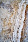 Mattonelle di marmo del travertino Fotografia Stock Libera da Diritti