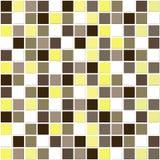 Mattonelle di mosaico naturali Fotografia Stock Libera da Diritti