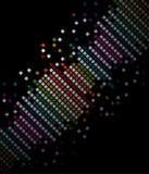 Mattonelle di mosaico stilizzate Fotografia Stock