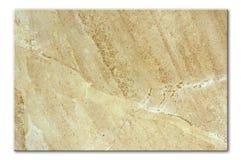 Mattonelle di pavimento di marmo Fotografie Stock Libere da Diritti