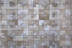 Mattonelle di pietra Fotografia Stock