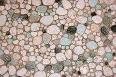 mattonelle di stile 60s Fotografia Stock