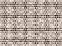 Mattonelle di terracotta Fotografia Stock