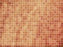 Mattonelle di terracotta Fotografie Stock