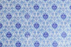 Mattonelle floreali della moschea Immagine Stock