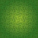 Mattonelle floreali verdi Immagini Stock
