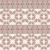 Mattonelle geometriche senza cuciture del modello Fotografia Stock