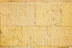 Mattonelle gialle fotografie stock libere da diritti