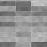Mattonelle grige come fondo fotografia stock