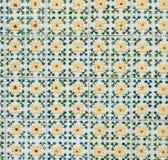 Mattonelle lustrate portoghesi 073 Fotografie Stock