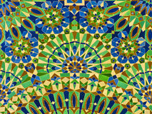Mattonelle marocchine Immagini Stock Libere da Diritti