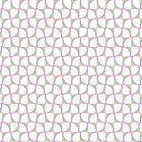 Mattonelle moderne Dots Pattern Background di eleganza unica alla moda dinamica astratta vibrante di eleganza Fotografie Stock Libere da Diritti