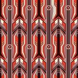 Mattonelle moderne pattern03 di vettore astratto Fotografia Stock Libera da Diritti