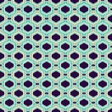 Mattonelle moderne pattern04 di vettore astratto Immagine Stock Libera da Diritti