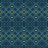 Mattonelle moderne pattern08 di vettore astratto Fotografie Stock Libere da Diritti