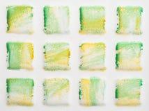 Mattonelle quadrate Fotografia Stock