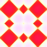Mattonelle quadrate senza giunte variopinte Fotografia Stock