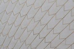 Mattonelle triangolari Fotografie Stock Libere da Diritti