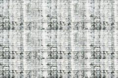 Mattoni bianchi di colore della vecchia parete Fotografia Stock