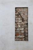 Mattoni esposti Fotografia Stock Libera da Diritti