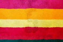 Mattor av den olika färgnärbilden Royaltyfri Bild