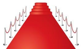 mattred vektor illustrationer