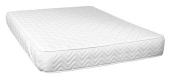 Mattress. Clipping path Stock Photo