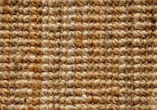 Mattress of coconut fiber. Background. Royalty Free Stock Photo