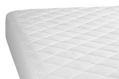 Mattress cover Royalty Free Stock Photography
