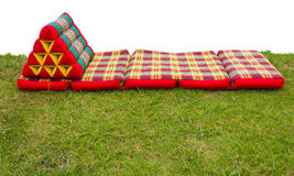 Mattress grass Stock Images