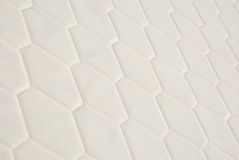 Mattress pattern Stock Photography