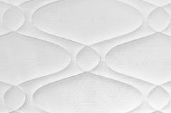 Mattress pattern. Background of white mattress pattern Royalty Free Stock Photography
