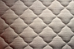 Mattress sheet texture Stock Image